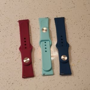 Galaxy watch bands